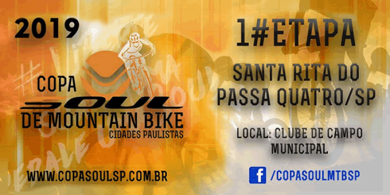 1ª Etapa Copa Soul Cycles MTB SP
