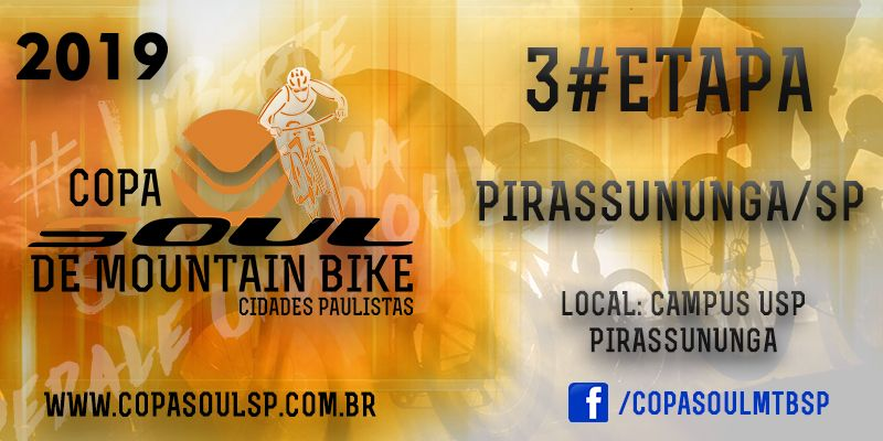 3ª Etapa Copa Soul Cycles MTB SP