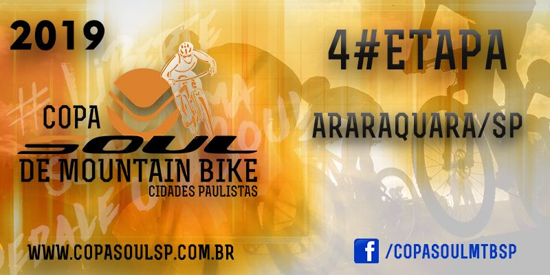 4ª Etapa Copa Soul Cycles MTB SP