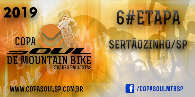 6ª Etapa Copa Soul Cycles MTB SP