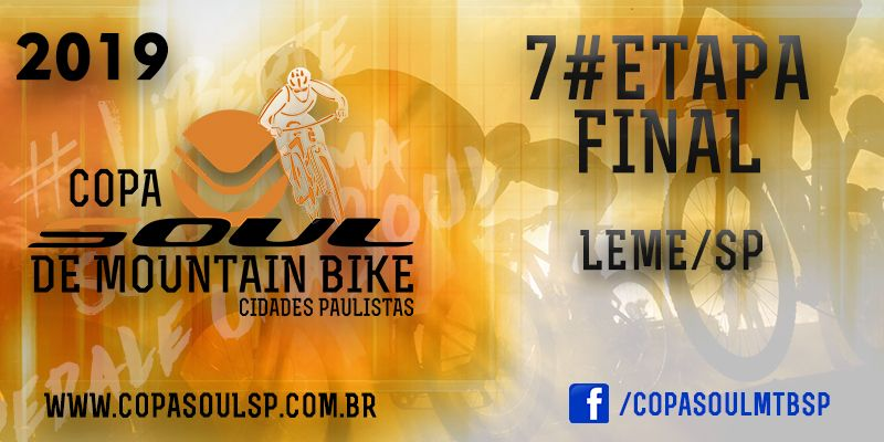 7ª Etapa Copa Soul Cycles MTB SP (Final)