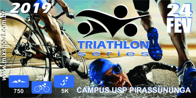 5# Triathlon Series 750/20/5 Campus USP