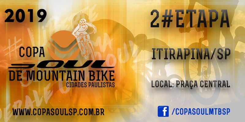 2ª Etapa Copa Soul Cycles MTB SP